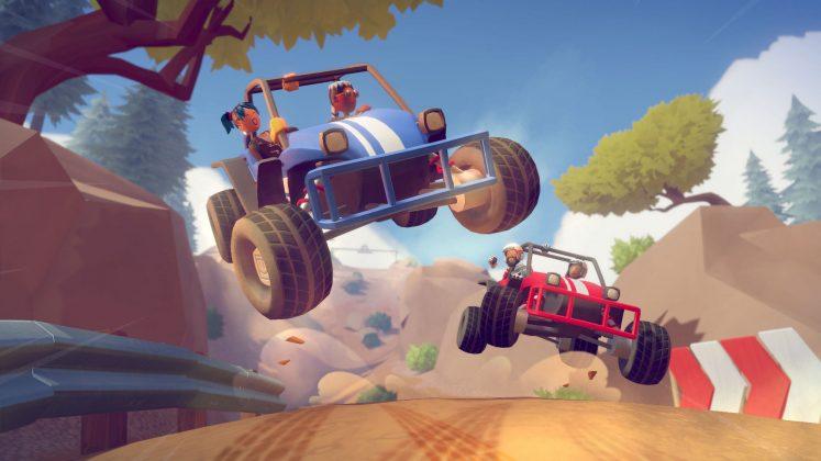 《Rec Room》将于9月29日推出马里奥赛车风格竞技游戏