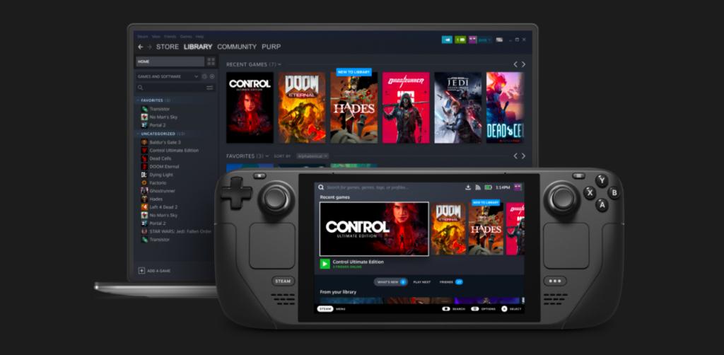 Cloudhead开发者:Steam Deck可运行VR游戏,但并不实用