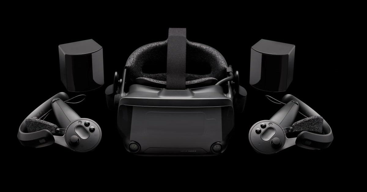 """Valve被曝正在开发新""""Deckard""""VR头显,将采用一体式设计"""