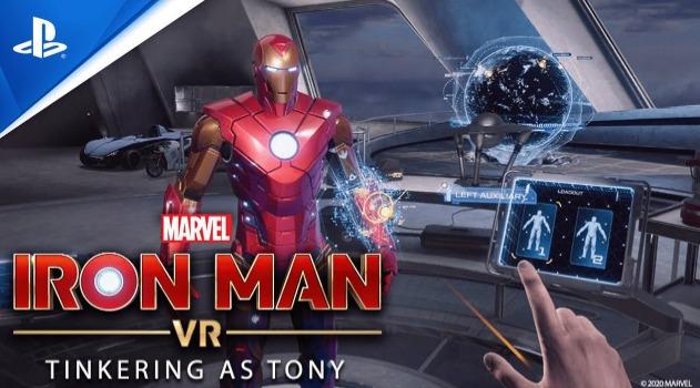《钢铁侠VR》 开发者 Camouflaj 为 3A 级新游戏开放招聘