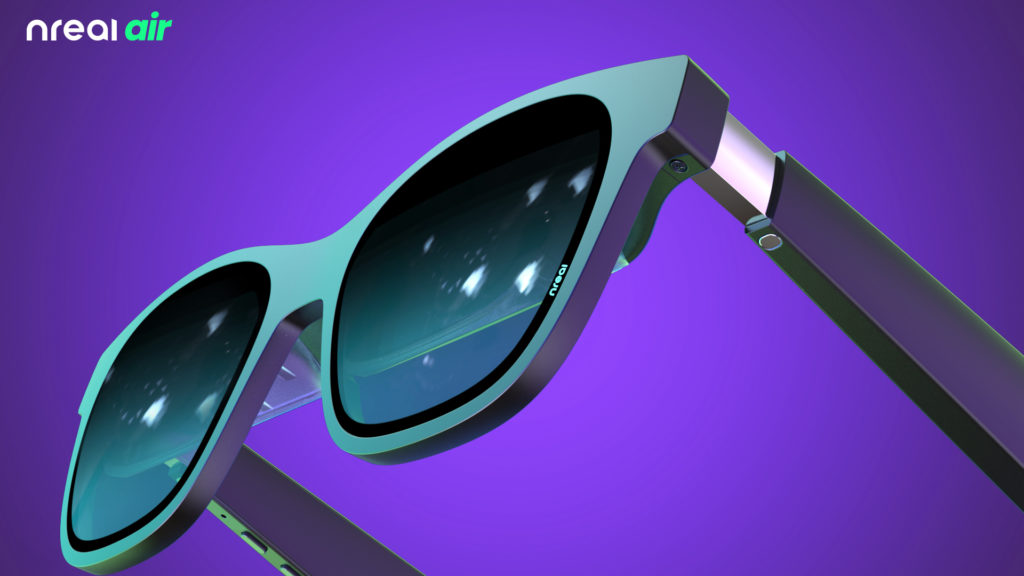 Nreal宣布推出非智能眼镜Nreal Air,外表类似太阳镜