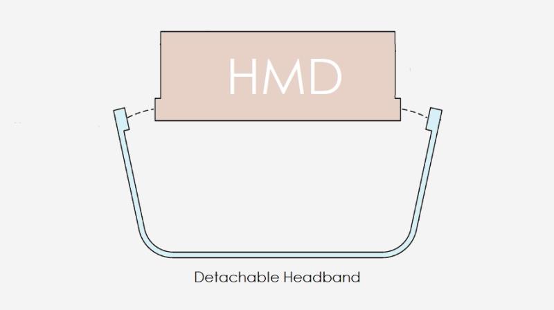 苹果MR头显新专利曝光,或将配备使用磁性元件的可调节头带和扬声器附件系统
