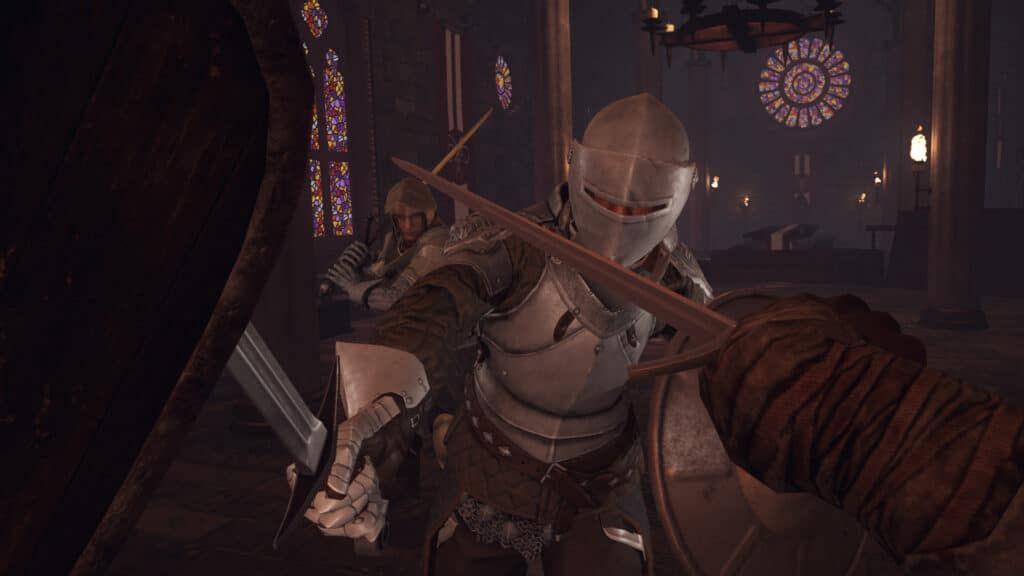 格斗游戏《Swordsman VR》即将登陆Oculus Quest
