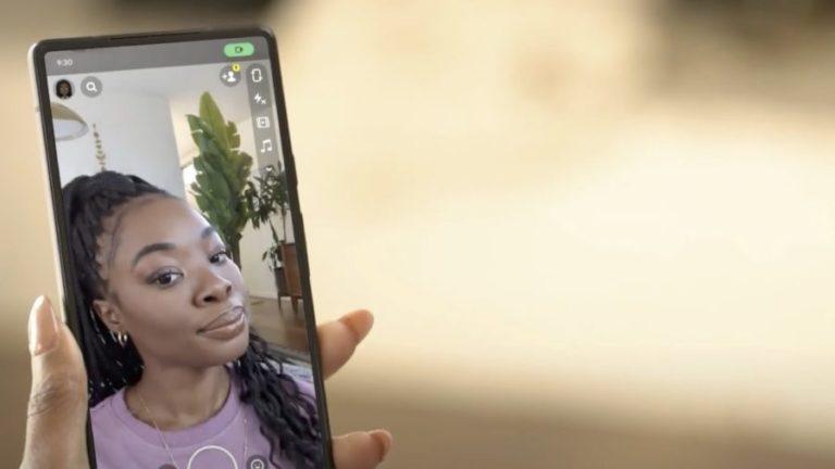 Snap宣布与谷歌合作,为Pixel 6手机推出快速跳转新功能及独占AR滤镜