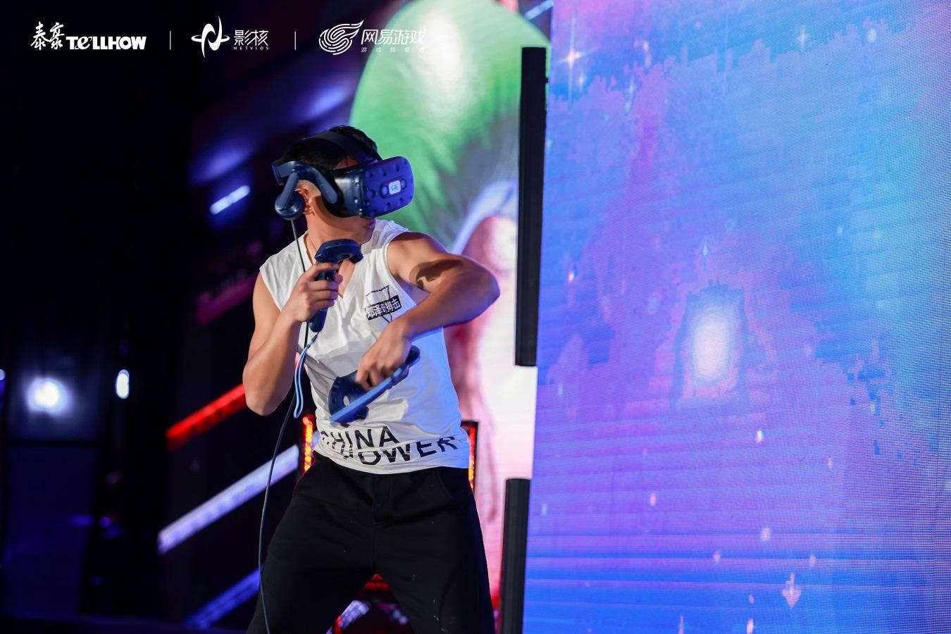 """体育年的VR新契机,网易影核引领""""VR+运动""""新浪潮"""