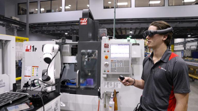 AR解决方案商Taqtile宣布与诺基亚合作,为MX Industrial Edge套件提供AR功能
